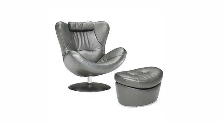 Sound chair from Natuzzi Italia