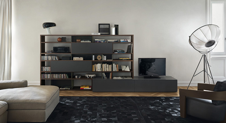 Jesse Open wall unit system