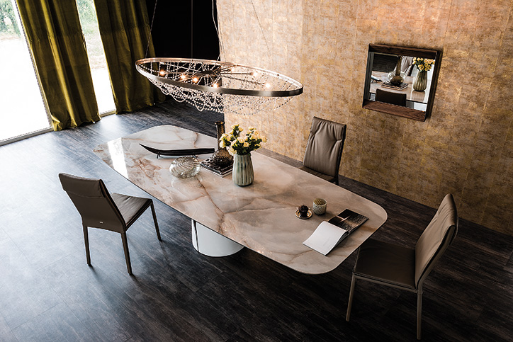Cattelan Italia Giano Keramik Dining Table