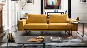 tempo sofa from Natuzzi Italia