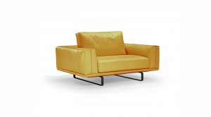 Tempo armchair from Natuzzi Italia