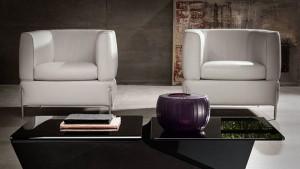 Natuzzi Italia Anteprima armchair