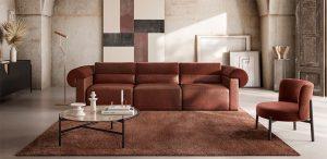 New Classic sofa by Fabio Novembre