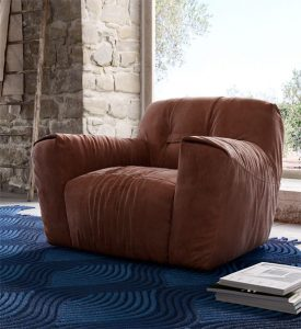 Natuzzi Italia Argo chair