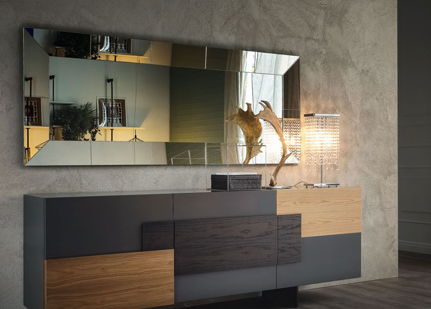 Regal Mirror. seating. Dining : Cattelan Italia. Modern furniture.