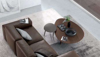 coffee and end tables. Pond Coffee Table