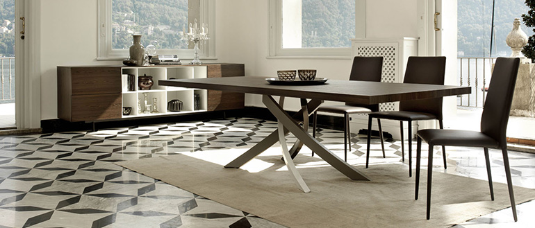 Bontempi Furniture Italian Desing Interiors Dining Table Chairs Sofas And Beds