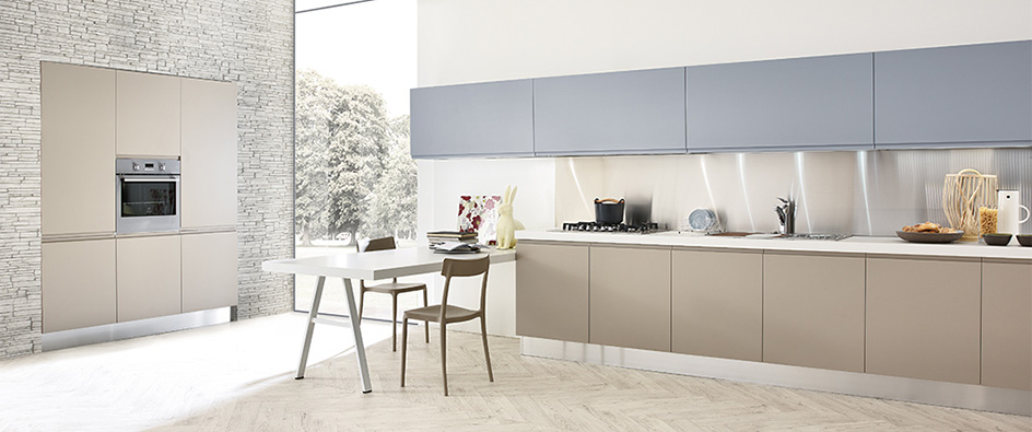 Masca Laccata Aran Cucine - Contemporary and Traditional Kitchens
