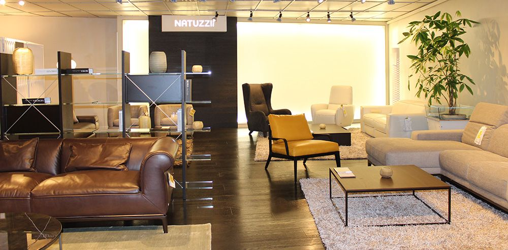 Boston Natuzzi Italia Gallery