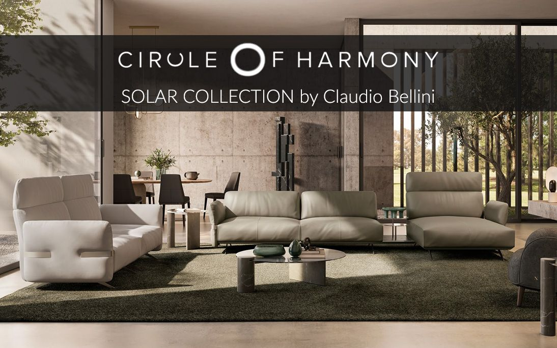 Circle Of Harmony episode 2, Solar by Claudio Bellini