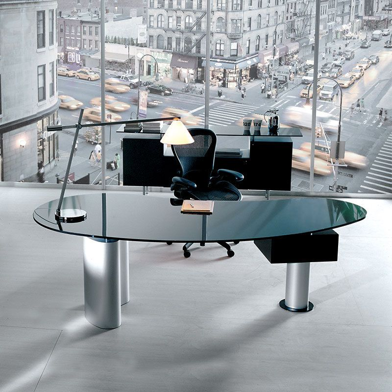 houston desk home office desks office cattelan italia