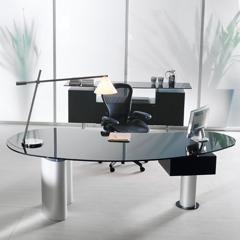 Houston desk home office desks office cattelan italia modern furniture - Home office furniture houston ...