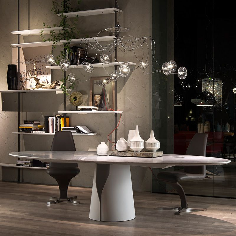 cattelan italia giano table. Black Bedroom Furniture Sets. Home Design Ideas