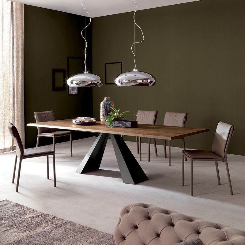 Eliot Wood Drive Dining Table Dining Tables Dining