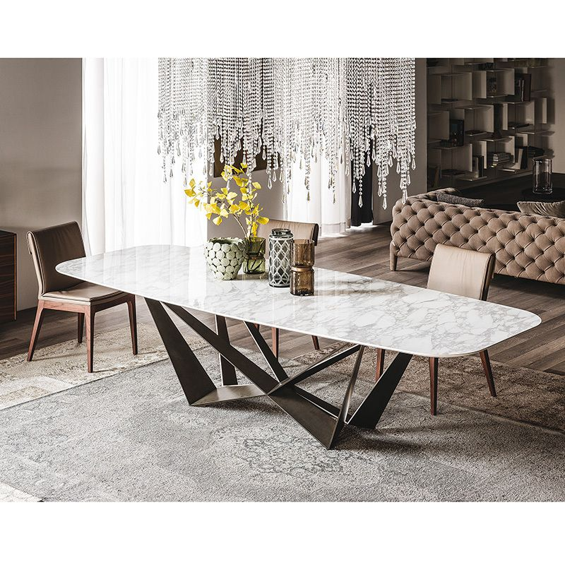 Skorpio Keramik Dining Table Dining Tables Dining