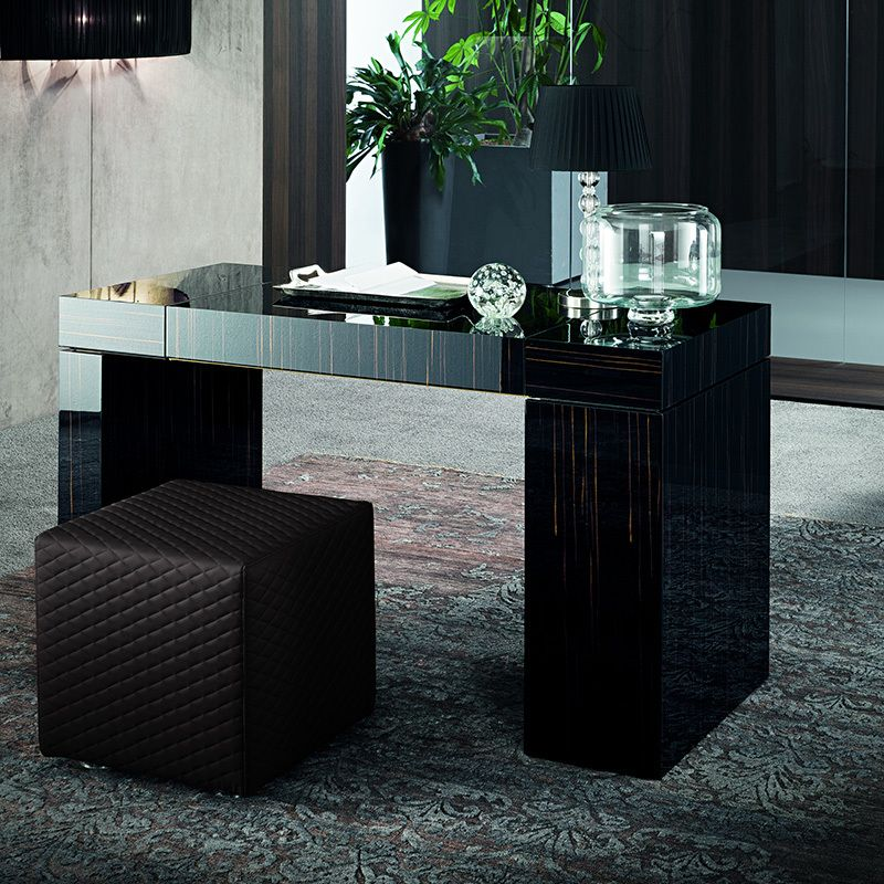 Nightfly Pouf Benches and Ottomans Living Rossetto