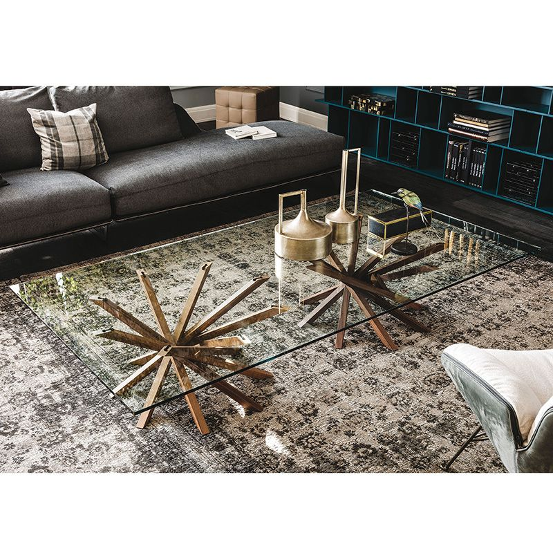 Atari Coffee Table Coffee End Tables Living Cattelan Italia - Atari coffee table
