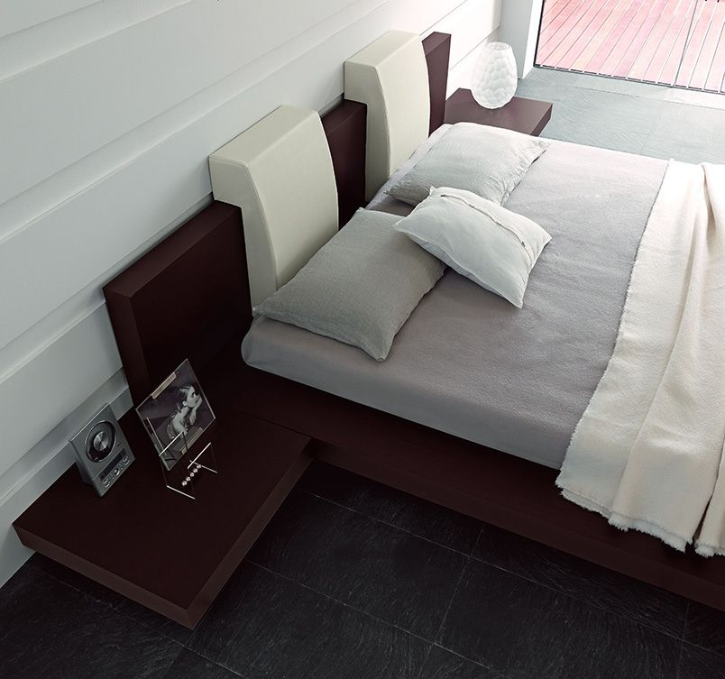 Win floating bed beds bedroom rossetto modern furniture - Floating chair for bedroom ...