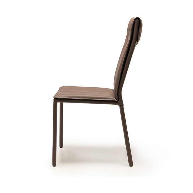 Isabel chair dining chairs dining cattelan italia modern furniture - Cattelan italia dining chairs ...