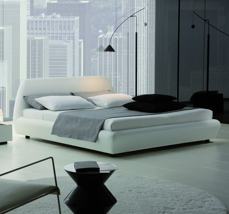 Downtown Bed Beds Bedroom Rossetto Modern