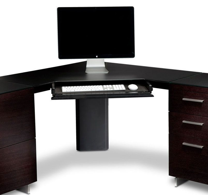 corner desk 6019 home office desks office bdi modern furniture