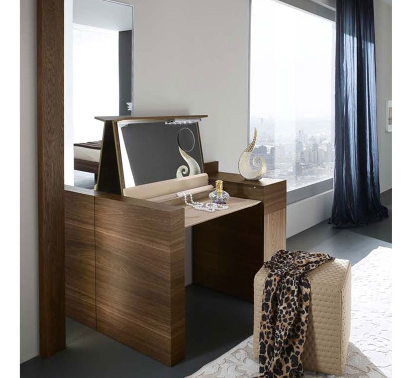 Air Dressing Table Vanity Bedroom Rossetto Modern Furniture