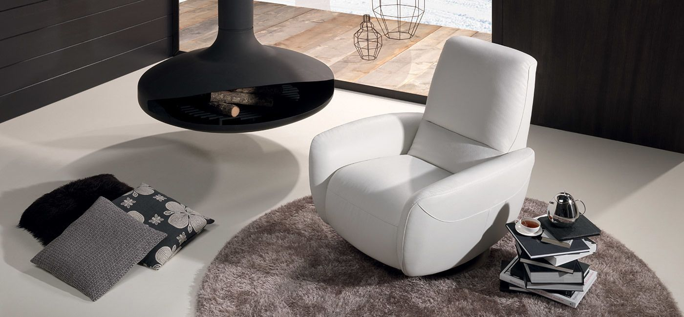 Lounge Chairs \u0026 Recliners Natuzzi Italia Genny Recliner Chair  sc 1 st  Italian Design Interiors & Genny Recliner Chair. Lounge Chairs \u0026 Recliners. Living : Natuzzi ... islam-shia.org