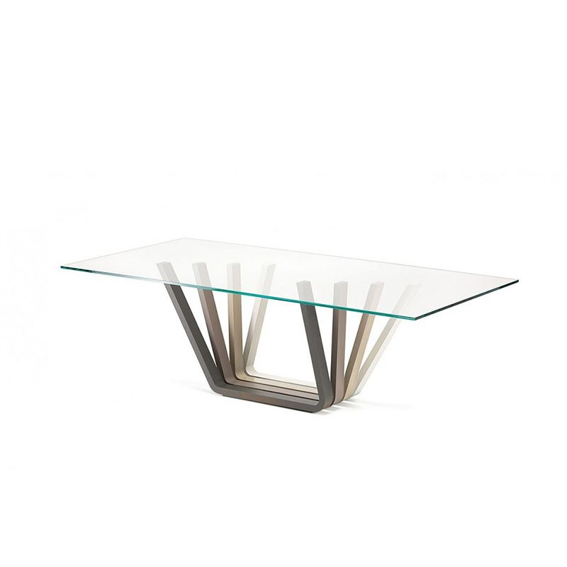 Domino Dining Table Tables Cattelan