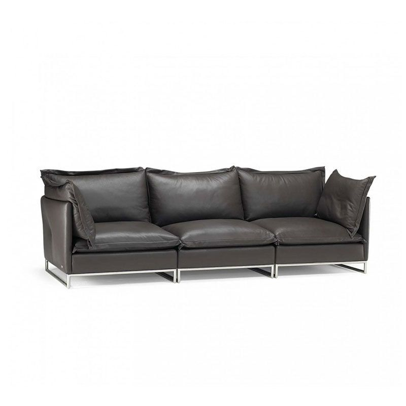 Modern leather recliners - Cambre Sofas Amp Sectionals Living Natuzzi Italia