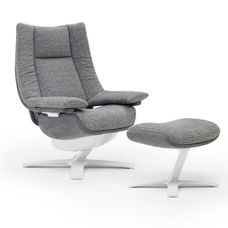 Suit Chair With Ottoman Lounge Chairs Amp Recliners Living