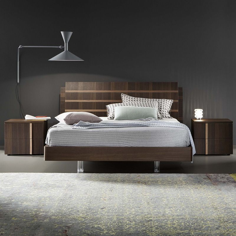 Tratto Bed Beds Bedroom Rossetto Modern Furniture - Rossetto furniture