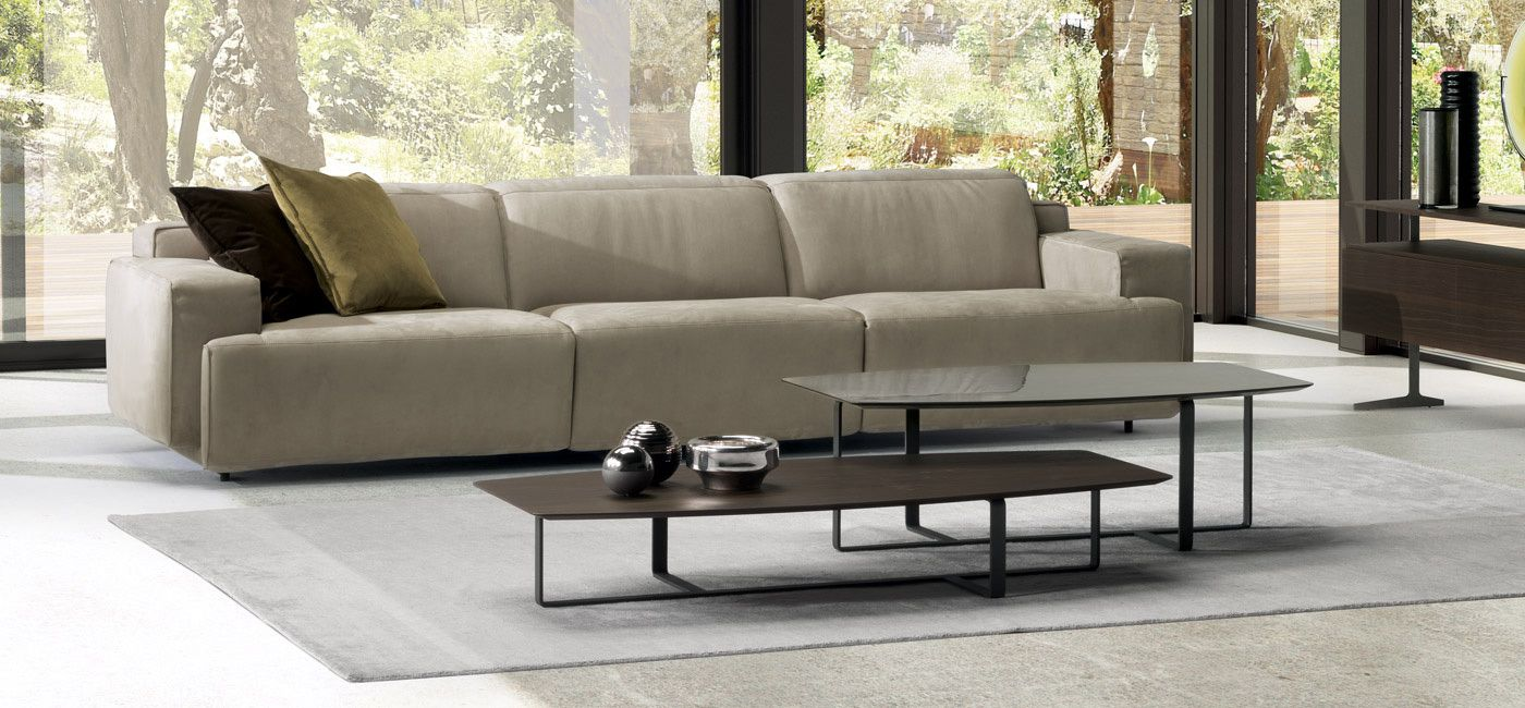 Iago Sofas Amp Sectionals Living Natuzzi Italia Modern Furniture