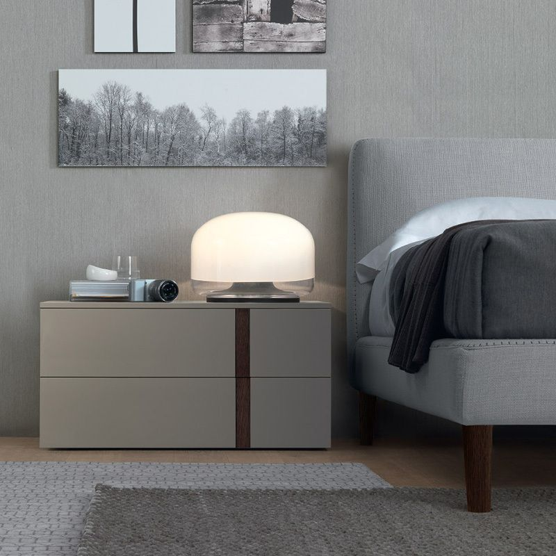 Shade Nightstand Nightstands Bedroom Jesse Modern