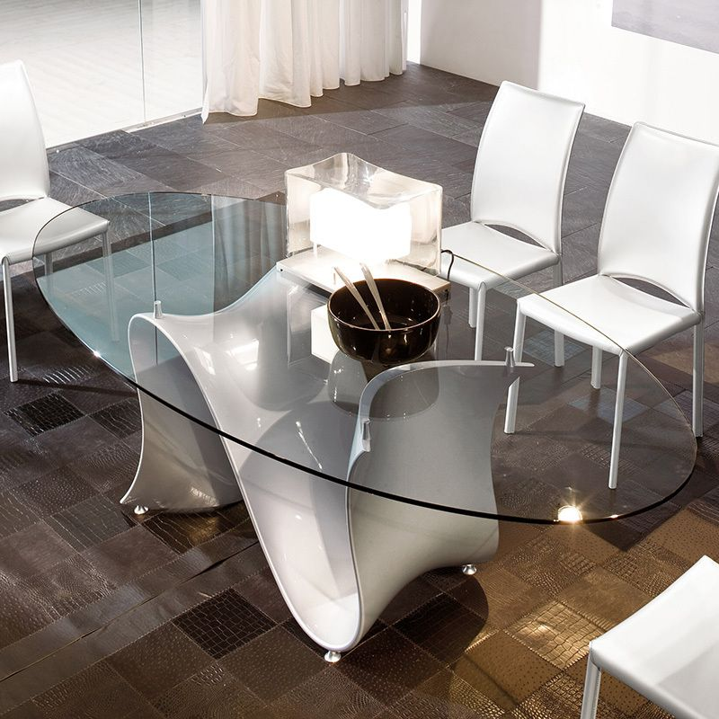 Wave Dining Table Dining Tables Dining Tonin Casa