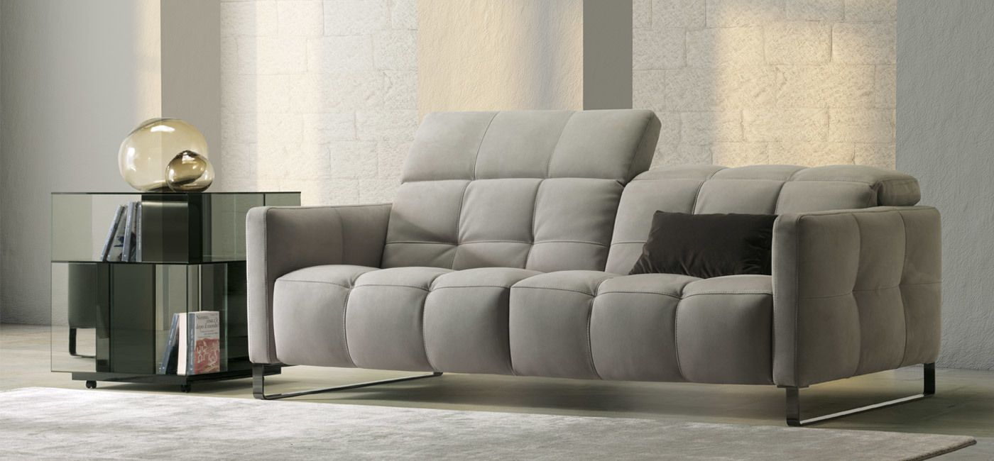 Philo sofas sectionals living natuzzi italia modern furniture - Sofas natuzzi ...