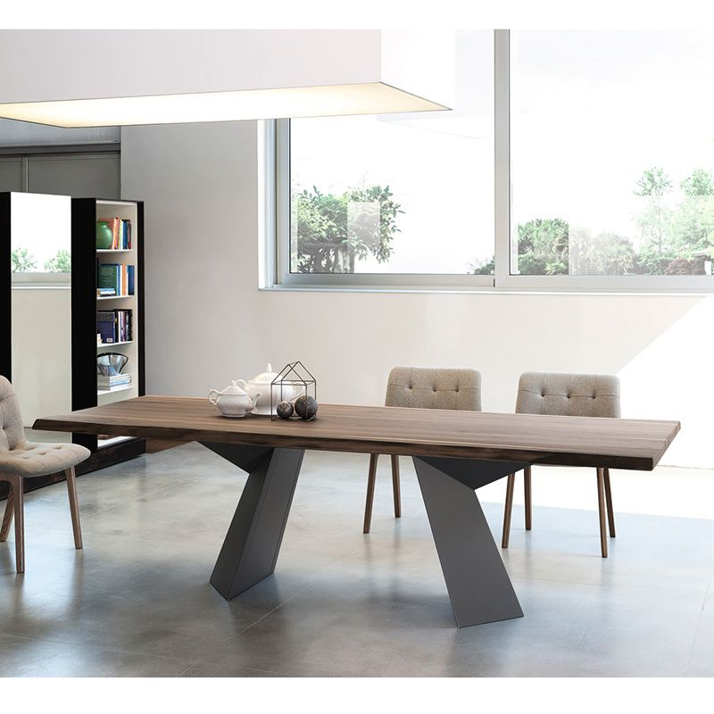 Fiandre Table. Dining Tables. Dining : Bontempi. Modern furniture.