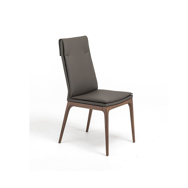 Sofia high back chair dining chairs dining cattelan italia modern furniture - Cattelan italia dining chairs ...