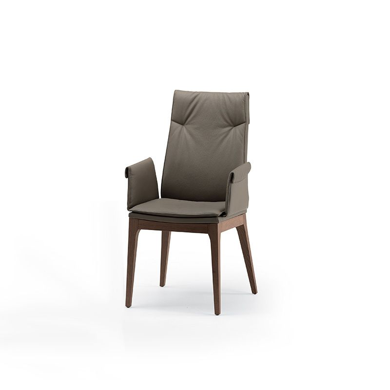 Dining Chairs Cattelan Italia Tosca High Back Armchair