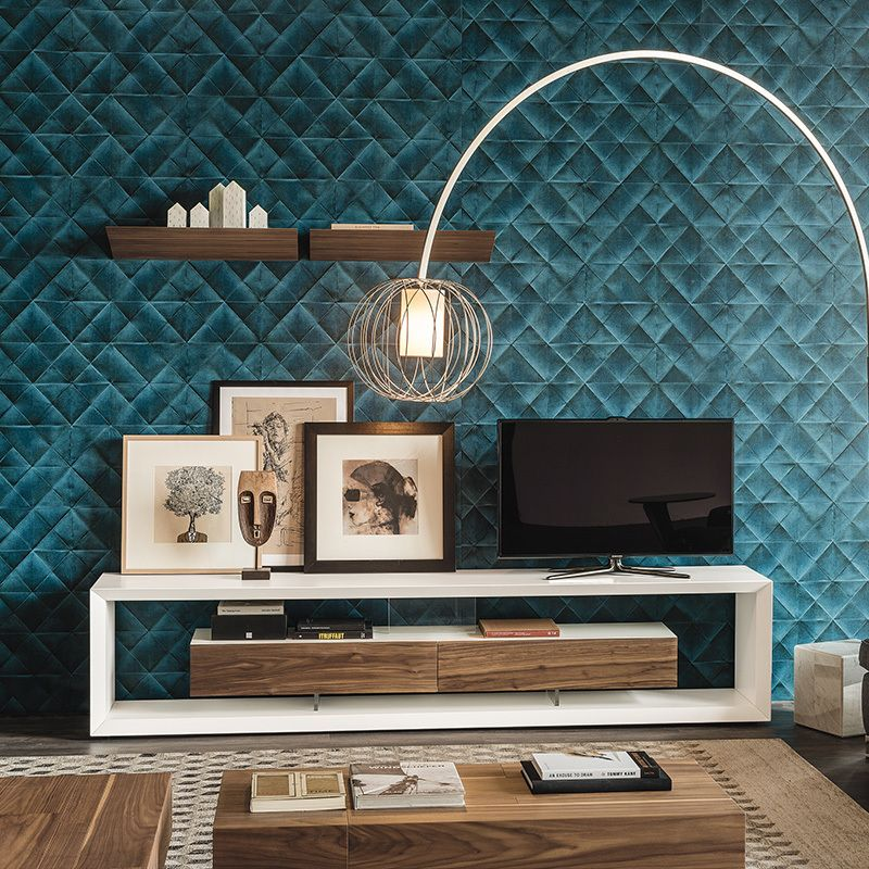 Boxer Tv Cabinet Wall Units Tv Stands Living Cattelan