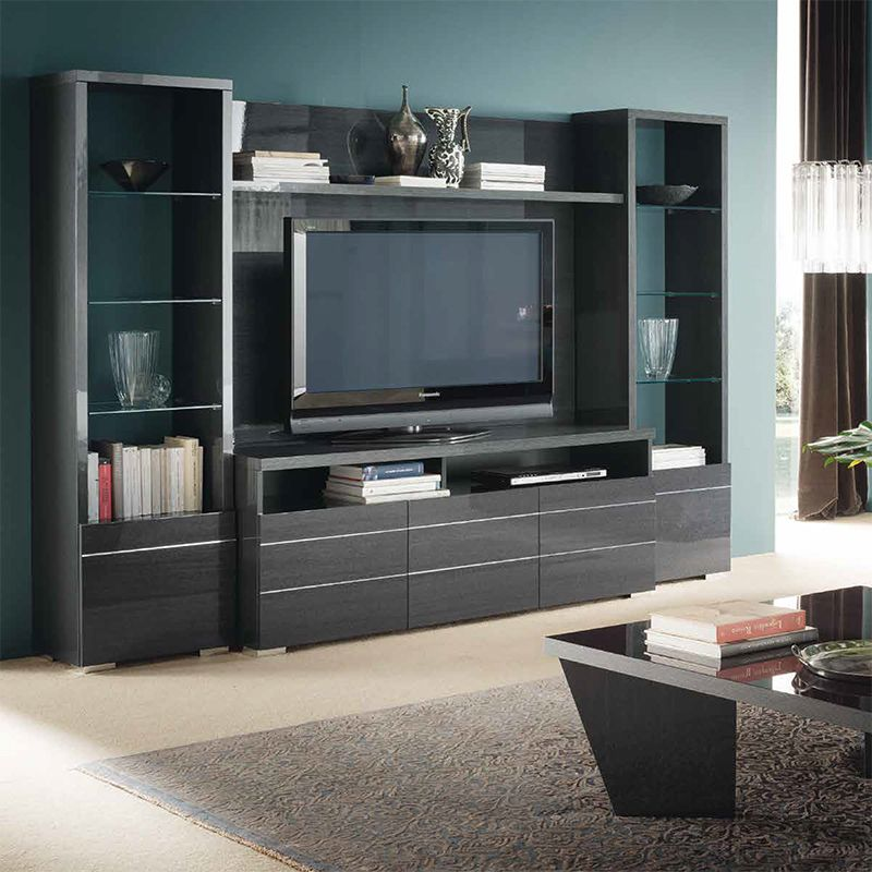 Versilia Entertainment Center Wall Units Amp Tv Stands