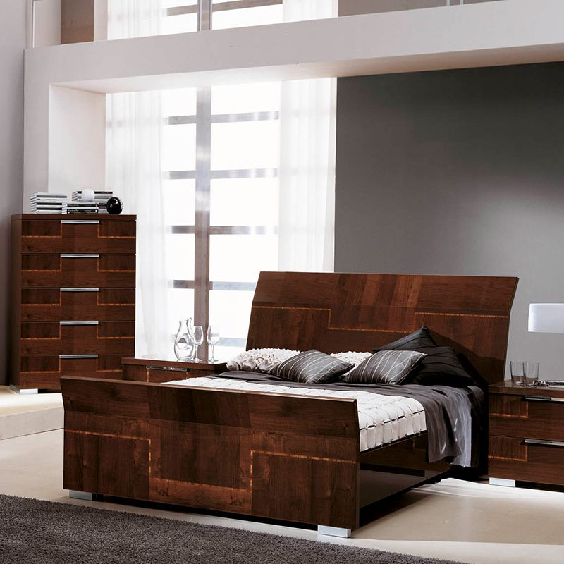 Pisa Bed Beds Bedroom Alf Modern Furniture