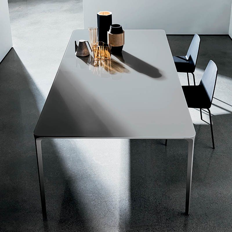 Slim Dining Table Dining Tables Dining Sovet Modern Furniture - Slim dining table with bench